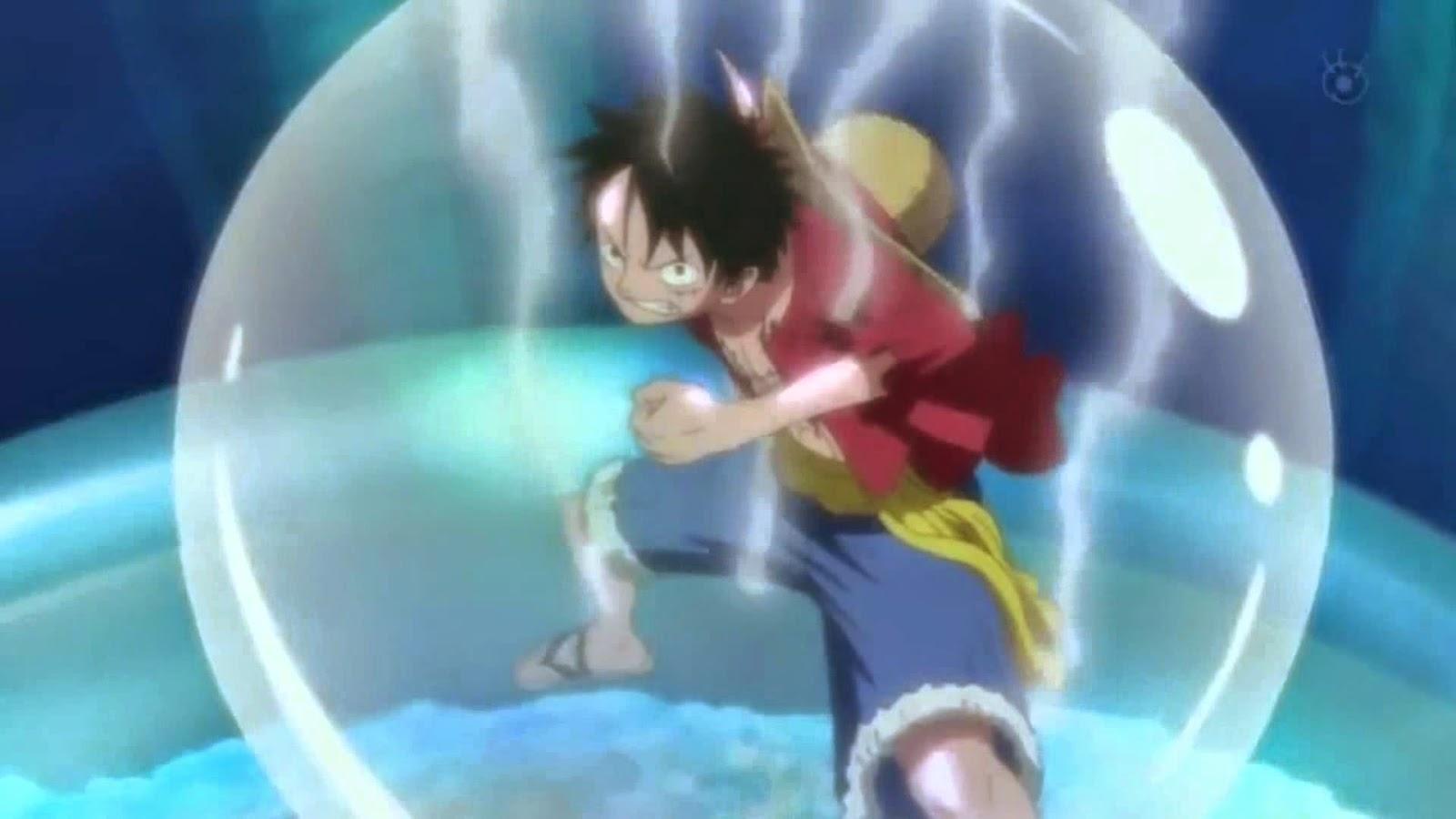 Jurus Luffy yang paling kuat adalah