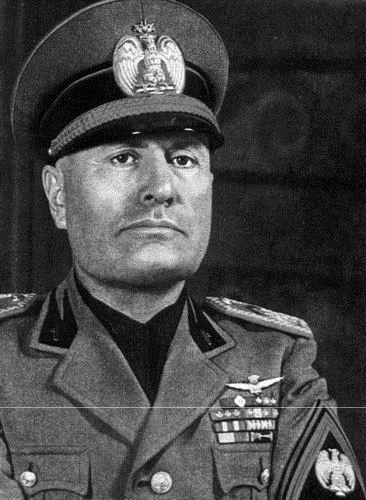 Μπενίτο Μουσολίνι