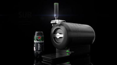 Heineken The Sub © Bond Edition