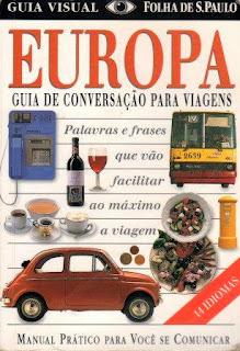 Guia de Conversação para viagem - Europa