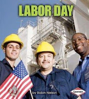 bookcover of LABOR DAY by Robin Nelson