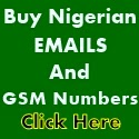 Buy Email And GSM Numbers Of Nigerian