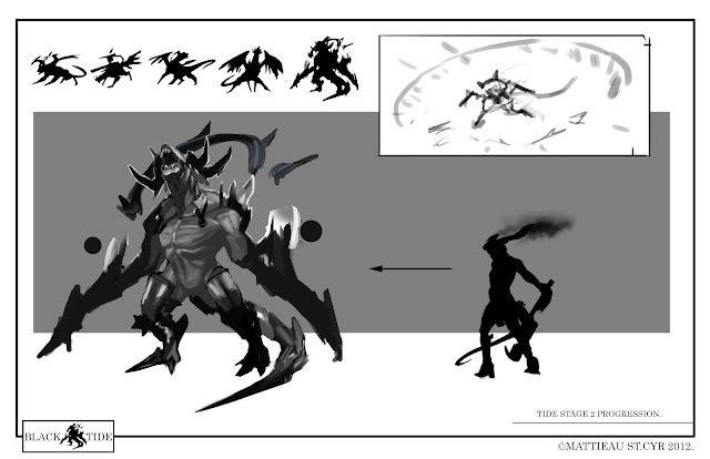 Concept Artist / Illustrator Looking For Work.