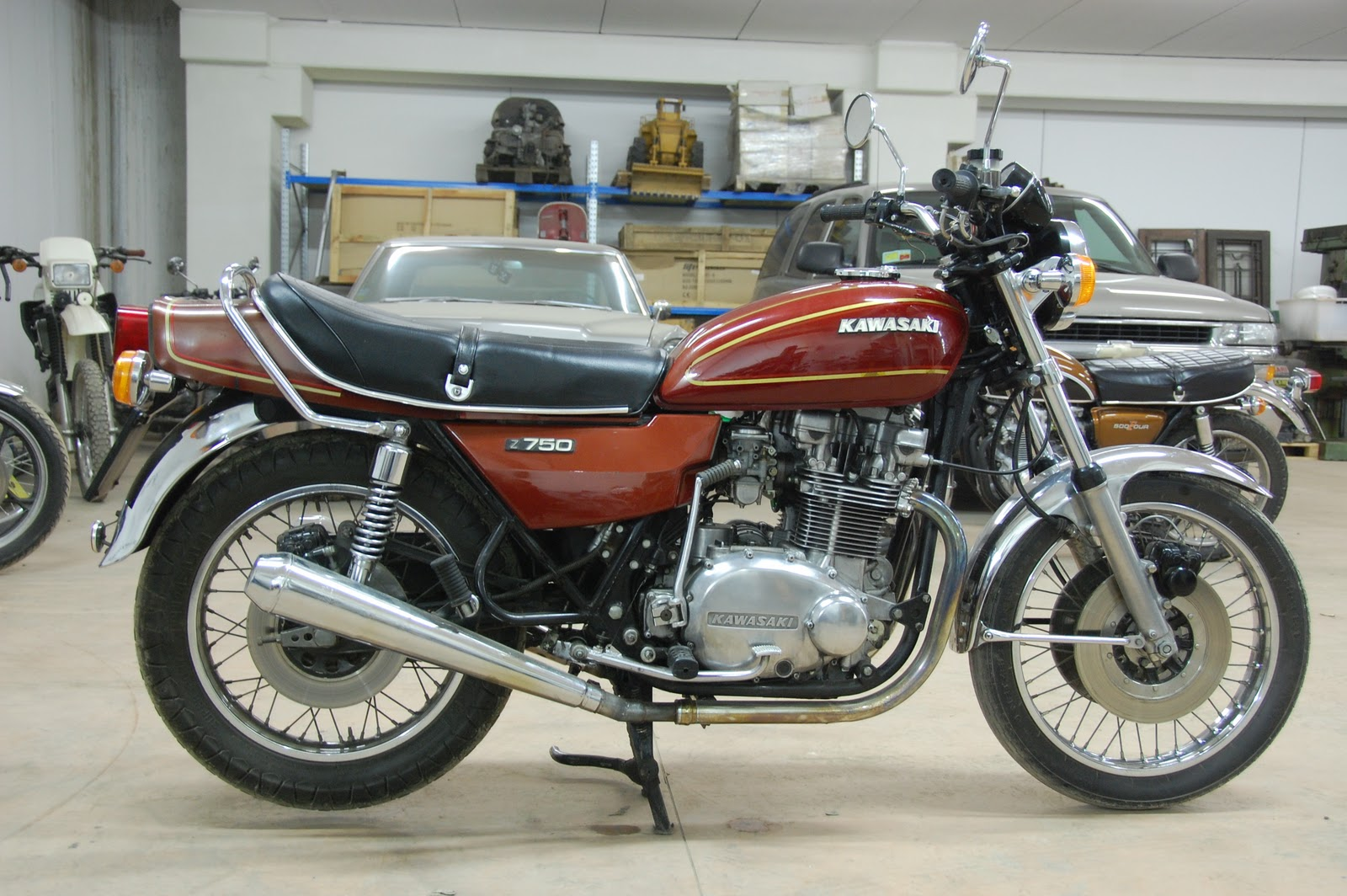 Kawasaki Kzltd