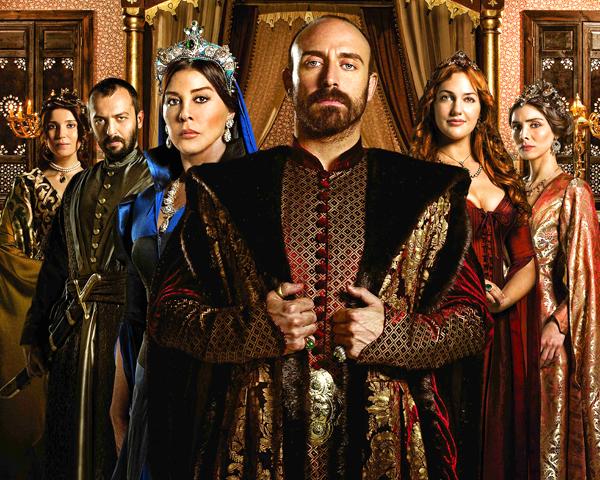 Suleyman Magnificul episodul 7