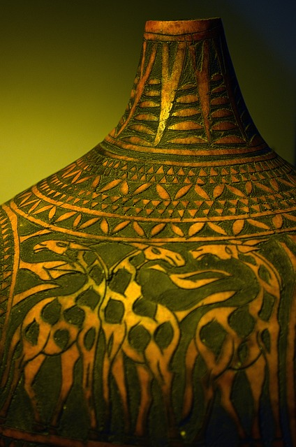 reportage de Tv5 sobre el arte africano