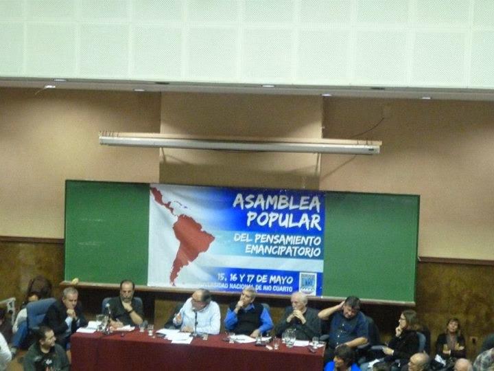 Política, Estado y construcción de poder popular, según Carlos Vilas