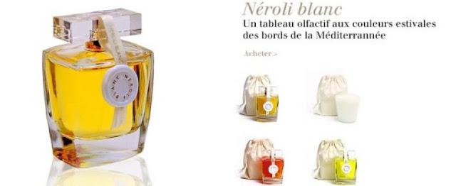 Echantillon gratuit de Néroli blanc eau de parfum