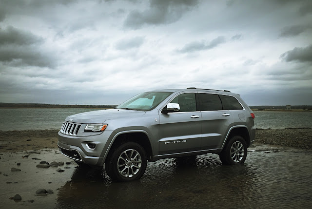 2015 Jeep Grand Cherokee EcoDiesel offroad mode 2