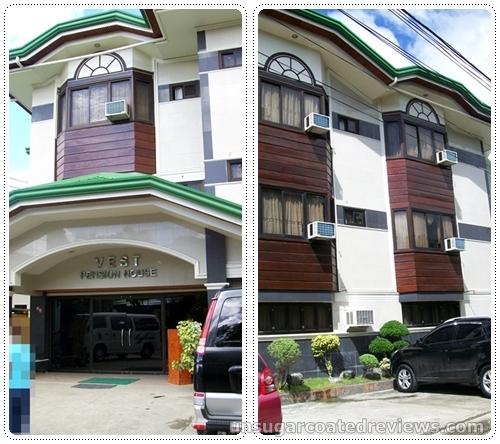 Vest Pension House facade
