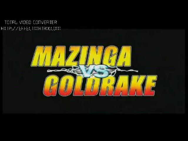 Imago recensio mazinga vs goldrake film di montaggio