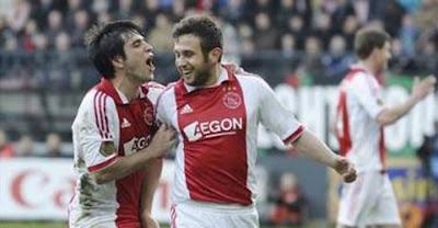 Ajax Amsterdam 4 - 1 Excelsior (2)