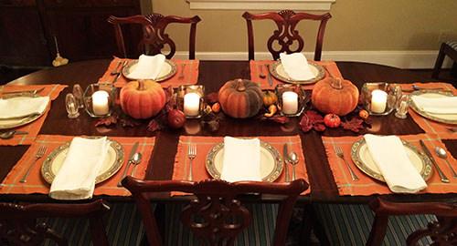 fall-table-decoration, fall-table-centerpiece