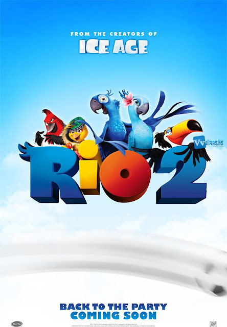 Rio 2 Movie Poster in HD