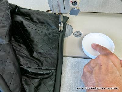 coser-piel-sintética