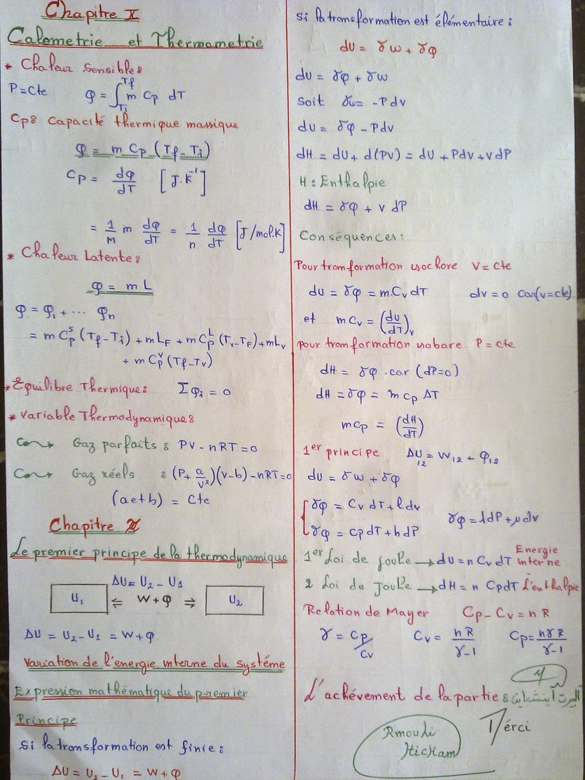cours thermochimie smpc s2 pdf
