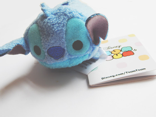 Disney TsumTsum stitch plush toy