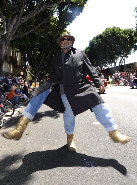 Doo Dah 2011 Parade