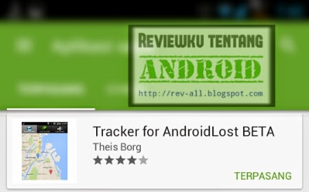 Ikon aplikasi ANDROIDLOST TRACKER - aplikasi remot untuk androidlost (rev-all.blogspot.com)