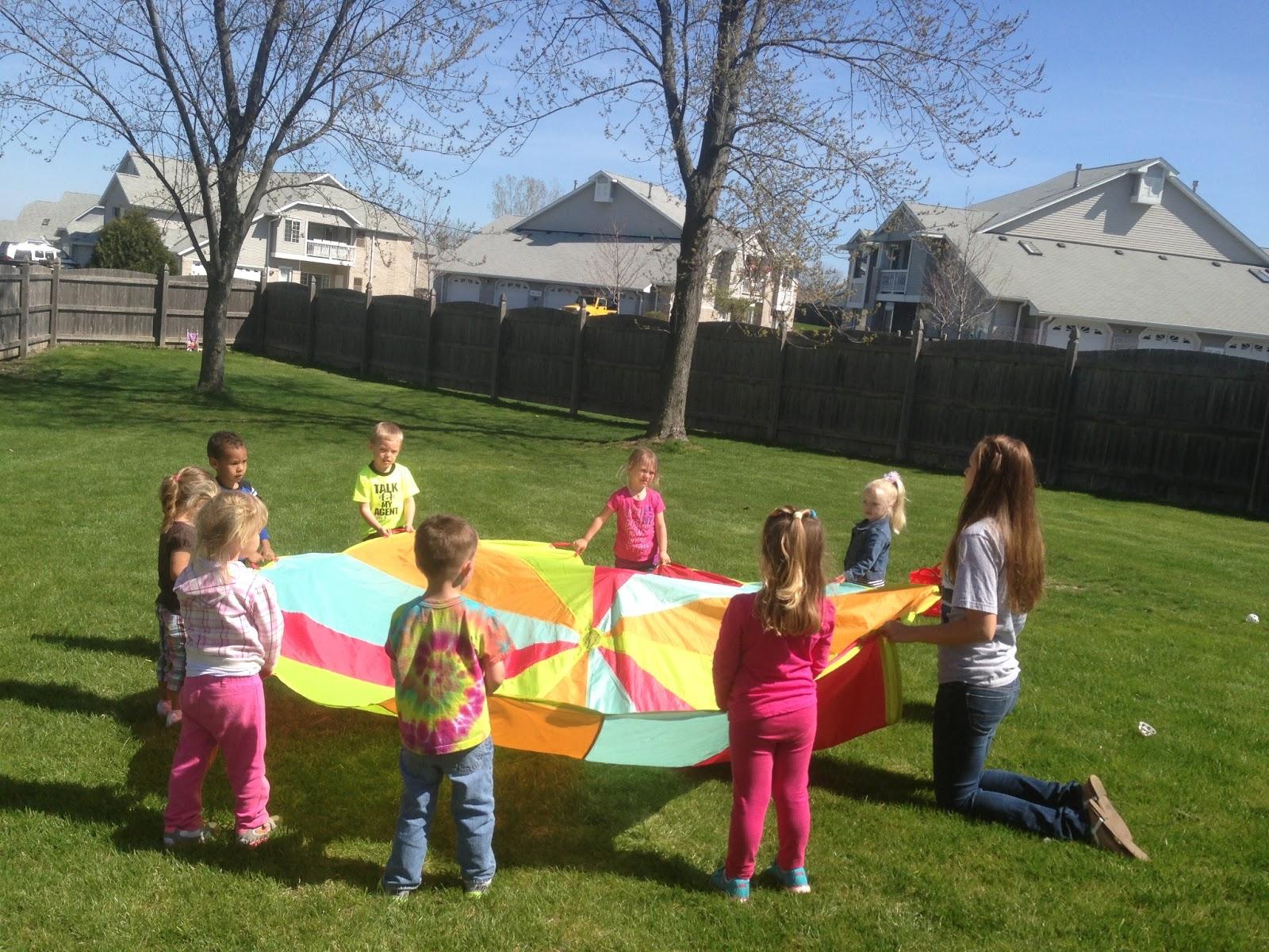 preschool fun community helpers