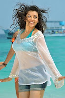Kajal, agarwal, navel, photos, in, an, item, dance