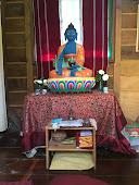 Sala de Meditação - Buda da Medicina