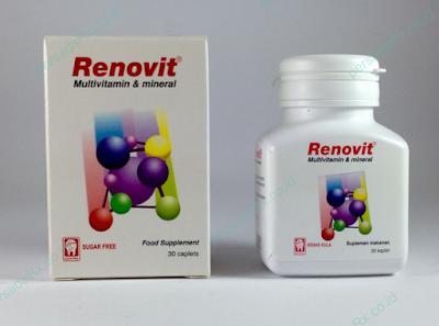 Harga Terbaru Renovit 2016 untuk Pengobatan Lanjut Usia