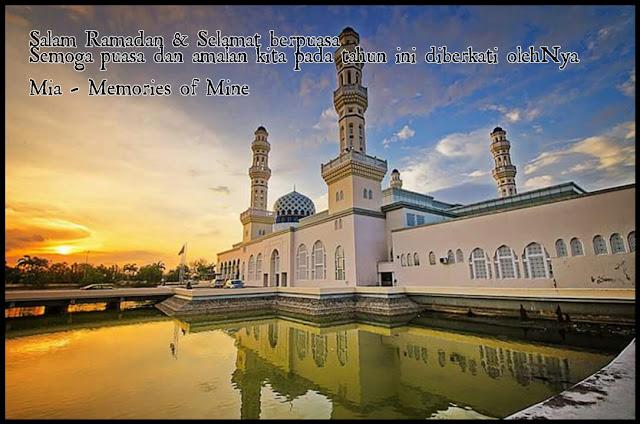 Salam Ramadan 1436H