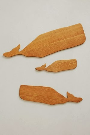 Whale Cutting Board - Anthropologie