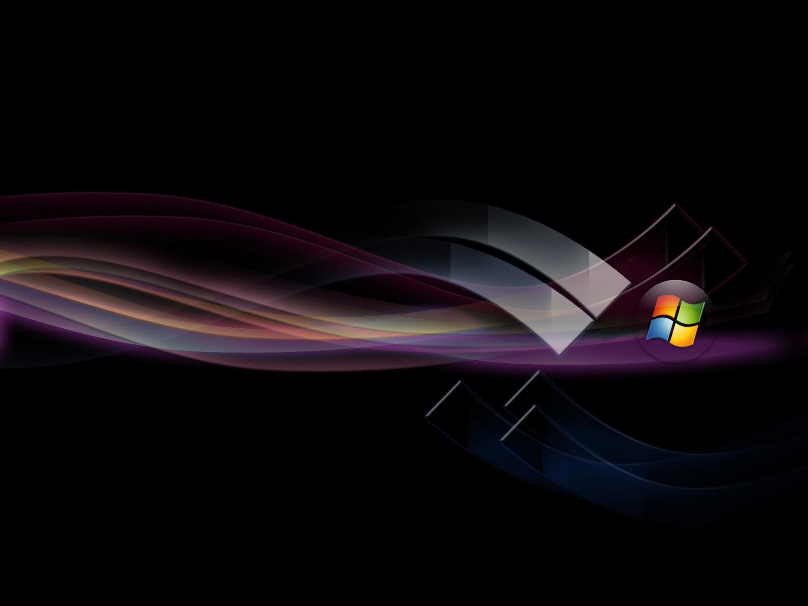 Black Windows - Vista orb black b