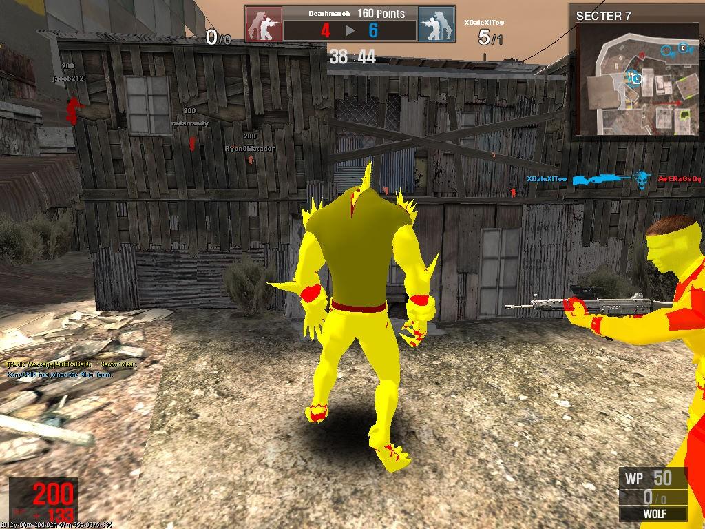 8b4yf Wolfteam Sarı Kırmızı D3D9 Wallhack Hile Dosyasını indir
