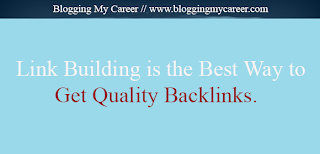 link building for backlinks