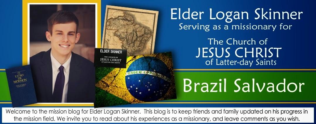 Elder Logan Brent Skinner