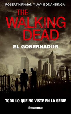 The Walking Dead - Gobernador