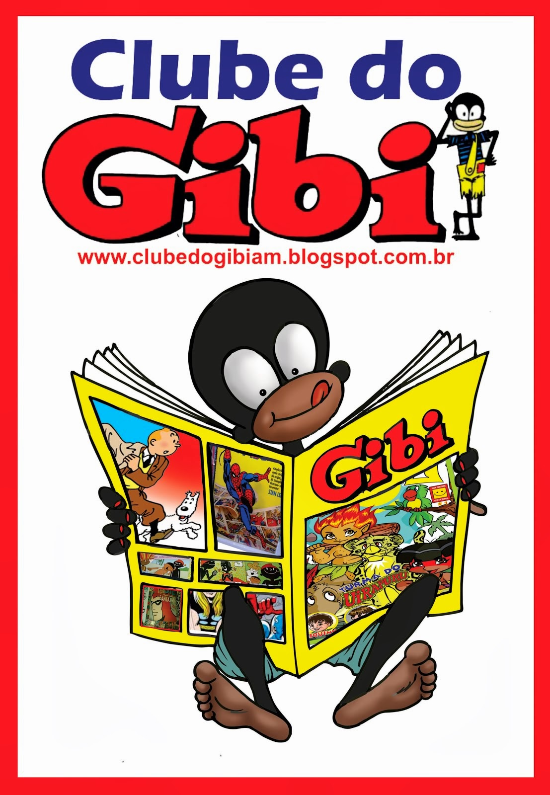 CLUBE DO GIBI - AMAZONAS