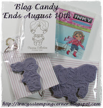 Tracy's Stamping Corner - Candy