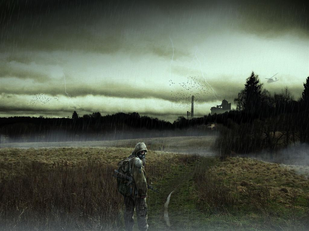 STALKER HD & Widescreen Wallpaper 0.388919406921301