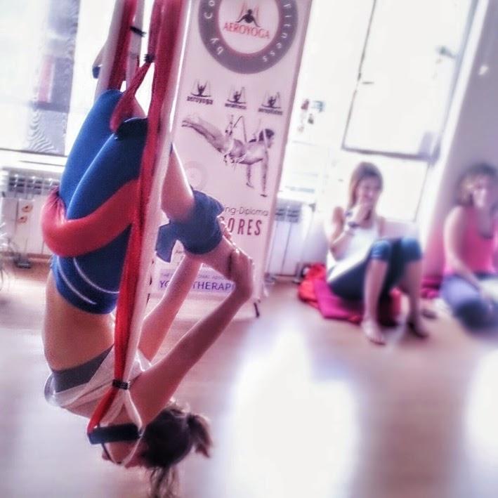 aerial yoga teachers training