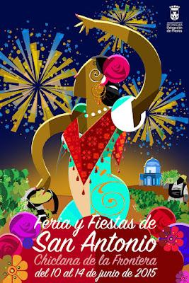 Chiclana de la Frontera - Feria de San Antonio 2015 - Antonio Vela