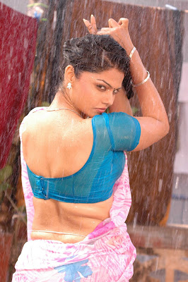Actress Anuya Hot Hip Show Photos