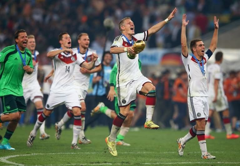Germany National team Winning Moments FiFa 2014
