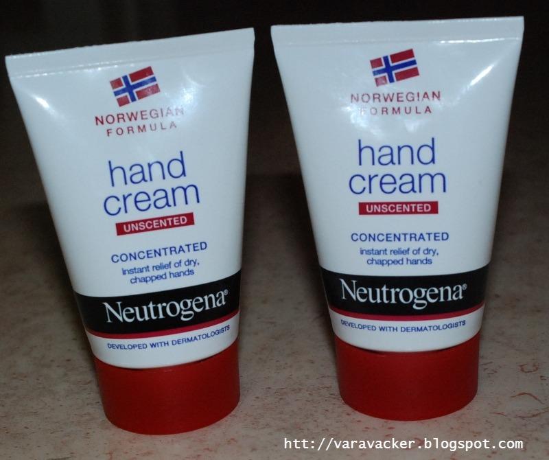 handkräm norwegian formula