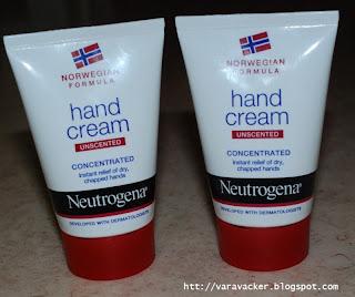 handkräm, norwegian formula hand cream