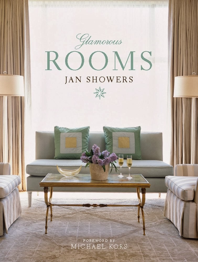 Harmony and home win jan showers glamorous retreats for Interior design and decoration textbook