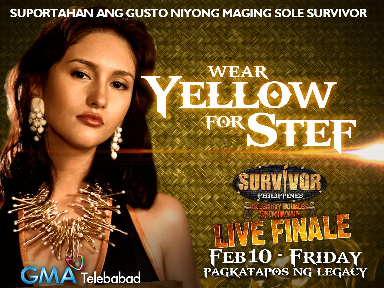 Survivor philippines celebrity showdown live finale of