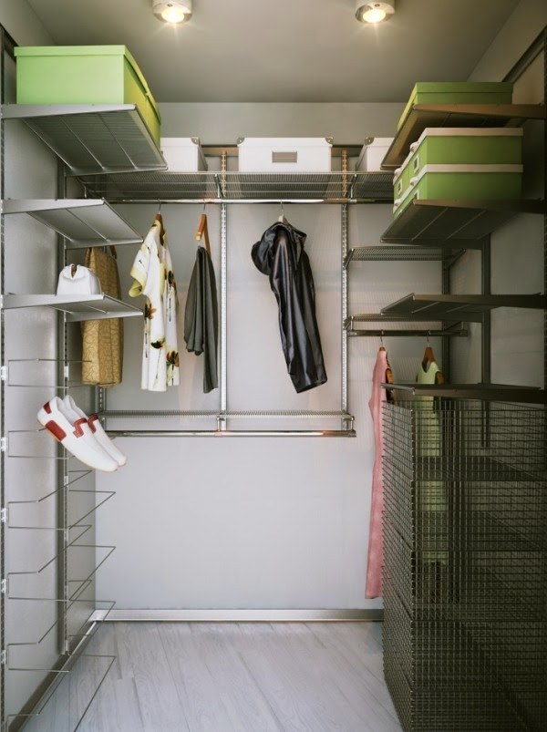 20 functional small walk in closet ideas and organizers