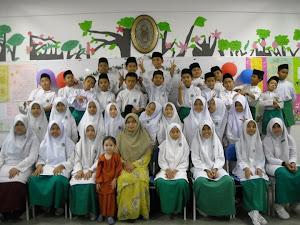 bersama murid2 tahun 5 ibnu sina 2010