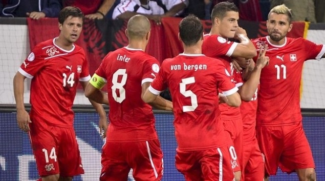 "Switzerland ""of Albanians"" Secured a Ticket to Euro 2016"