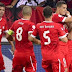 """Switzerland """"of Albanians"""" Secured a Ticket to Euro 2016"""
