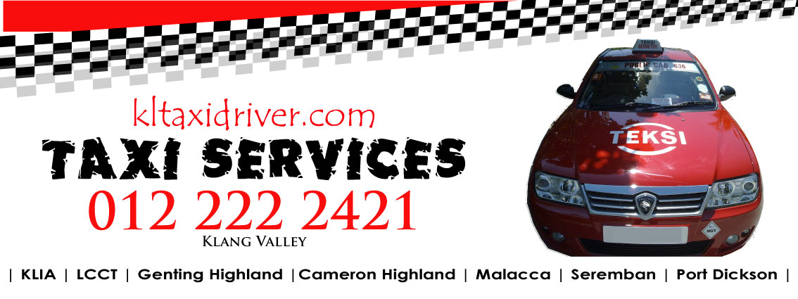 Taxi Services : Klang Valley Area 24/7